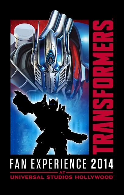 Transformers Fan Experience 2014